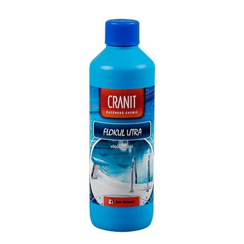 Den Braven CH209 Cranit Flokul UTRA - vločkování, láhev, 500 ml