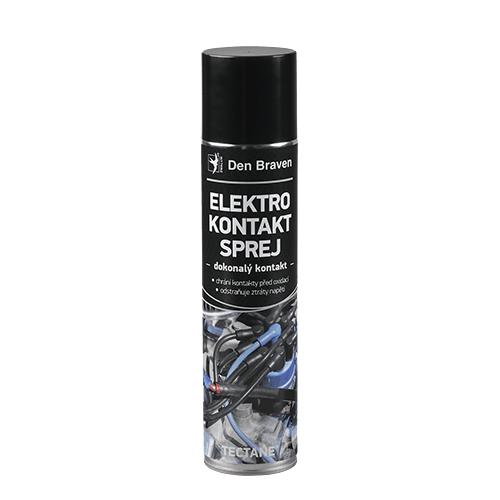 Den Braven TA30401 Elektro – kontakt sprej, sprej 400 ml