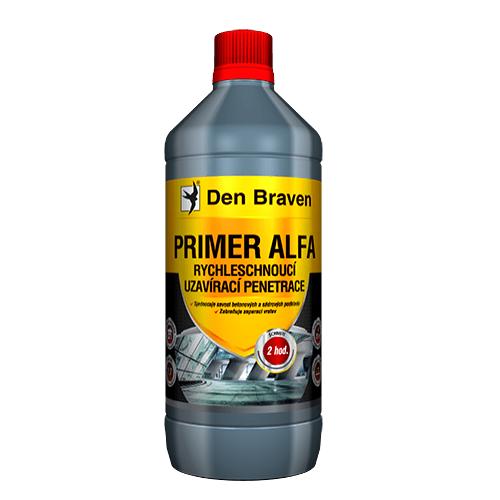 Den Braven 57350Q Primer ALFA, láhev 1 litr