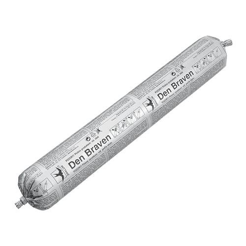 Den Braven 30410BDS Neutrální silikon ALCOXY N-N03, salám 600 ml, transparentní