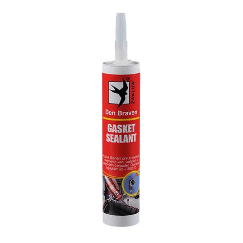 Den Braven 30717RL Gasket sealant, kartuše 280 ml, cihlově červený
