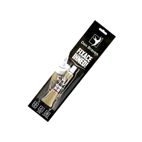 Den Braven 35003TU MAMUT GLUE High Tack, tuba v blistru 25 ml, bílá