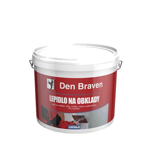 Den Braven 50102RL Lepidlo na obklady, kelímek 1 kg