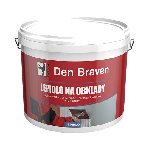 Den Braven 50112RL Lepidlo na obklady, kbelík 5 kg