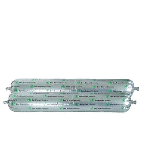 Den Braven 31315BD PU 50 FC polyuretanový tmel, salám 600 ml, černá