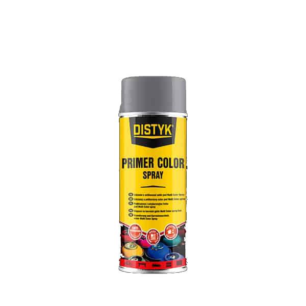 Distyk TP19011DEU PRIMER COLOR SPRAY , sprej 400 ml, grafitová černá