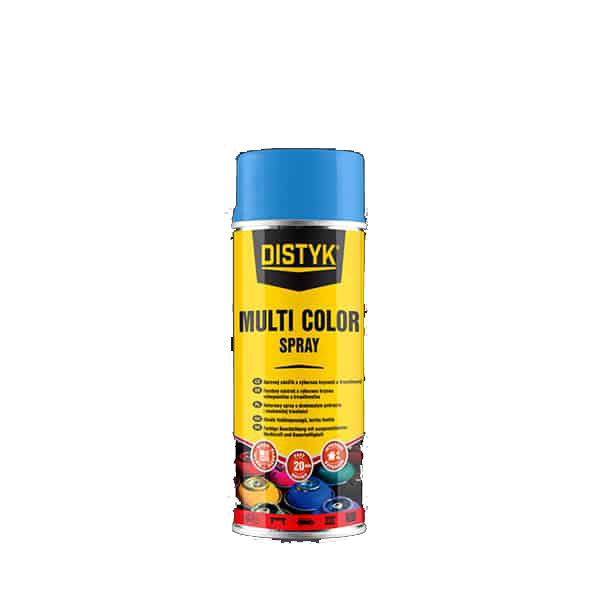 Distyk TP05015DEU MULTI COLOR SPRAY , sprej 400 ml, nebeská modrá, RAL 5015