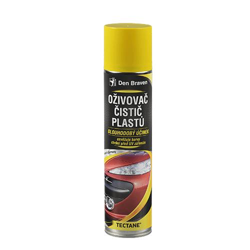 Den Braven TA30301 Oživovač - čistič plastů, sprej 400 ml