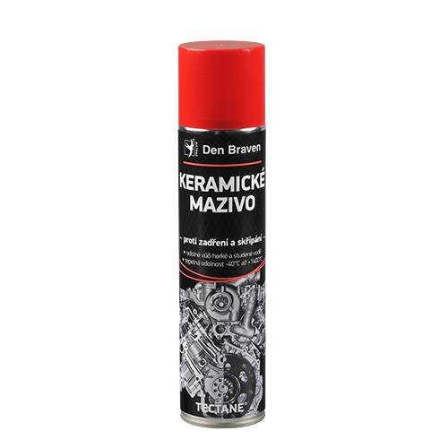 Den Braven TA21108 Keramické mazivo, sprej 400 ml
