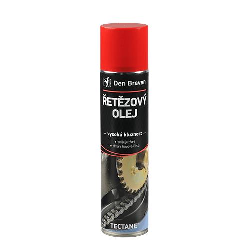 Den Braven TA20201 Řetězový olej, sprej 400 ml