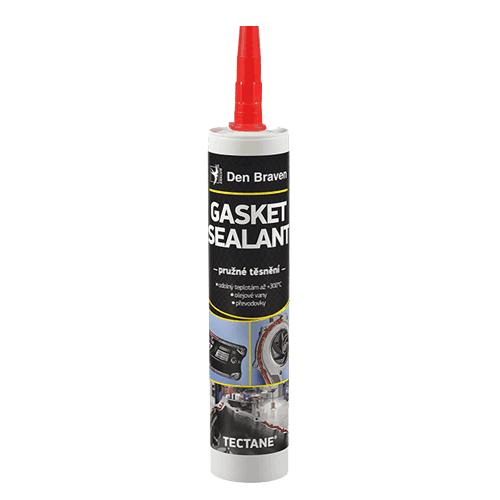 Den Braven TA40901 Gasket sealant, kartuše 310 ml, červená