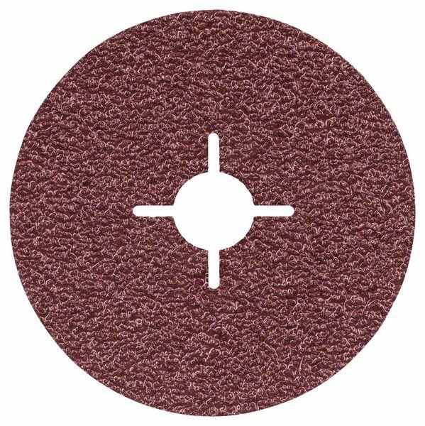 Fibrový kotouč 115 mm, P24, Bosch 2608605464 Best for Metal