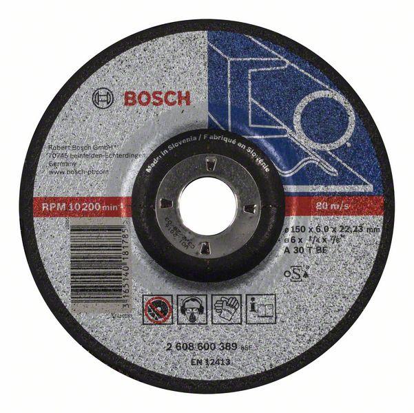 Brusný kotouč 150x6x22,23 Bosch 2608600389 Expert for Metal