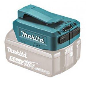 Makita DEAADP05 Adaptér ADP05 USB 18V, nabíjení USB zařízení  z baterie