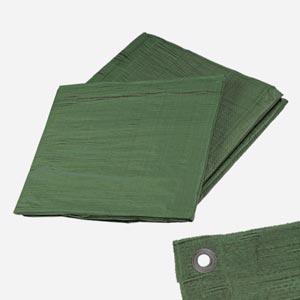 Krycí plachta 5x6m zelená 120g/m2 PROFI, Den Braven B932FOL