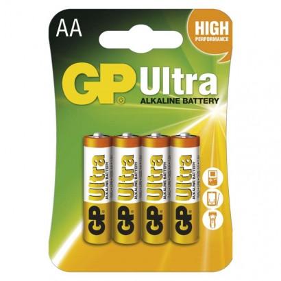 Emos B1921 Alkalická baterie GP Ultra AA (LR6), 1ks