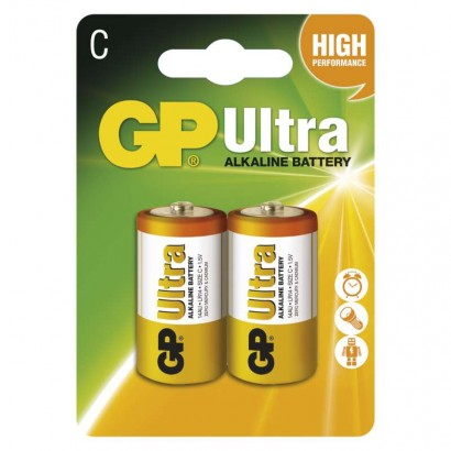 Emos B1931 Alkalická baterie GP Ultra C (LR14), 1ks