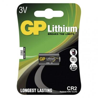 Emos B1506 Lithiová baterie GP CR2, 1ks