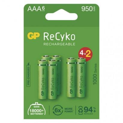 Emos B2111V Nabíjecí baterie GP ReCyko 1000 AAA (HR03), 1ks