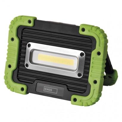 Emos P4533 COB LED nabíjecí pracovní reflektor P4533, 1000 lm, 4400 mAh