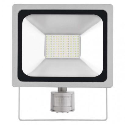 Emos ZS2740 LED reflektor PROFI s pohybovým čidlem, 50W neutrální bílá
