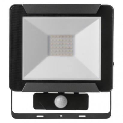 Emos ZS2741 LED reflektor IDEO s pohybovým čidlem, 50W neutrální bílá