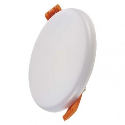 Emos ZV1122 LED panel 100mm, kruhový vestavný bílý, 8W neut. bíla, IP65