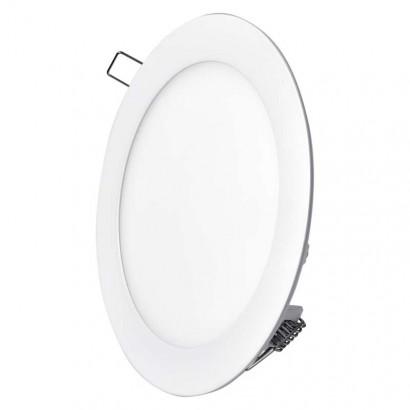 Emos ZD1132 LED panel 175mm, kruhový vestavný bílý, 12W neutrální bílá