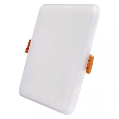 Emos ZV2132 LED panel 125×125, čtvercový vestavný bílý, 11 W neu.b.,IP65