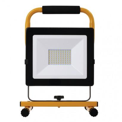 Emos ZS3341 LED reflektor přenosný, 50W neutrální bílá