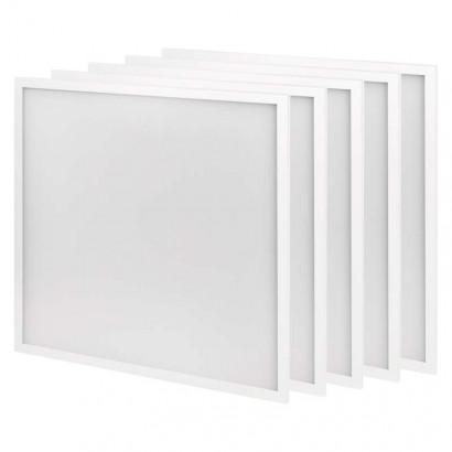 Emos ZR6412 LED panel 60×60, čtvercový vestavný bílý, 30W neutr.b., 1ks