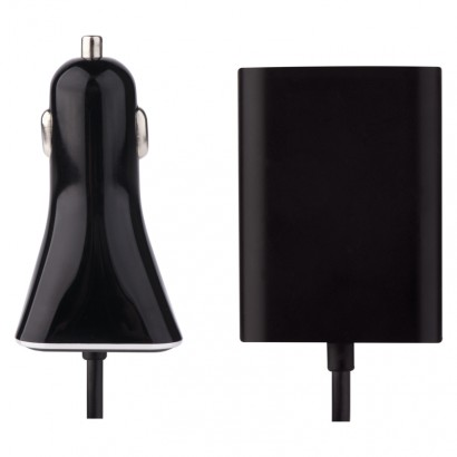 Emos V0216 Univerzální USB adaptér do auta 7,3A (36,5W) max., kabelový
