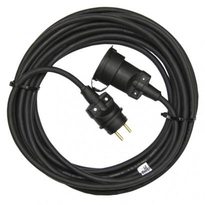 Emos PM0501 1f prodlužovací kabel 3×1,5mm2, 10m