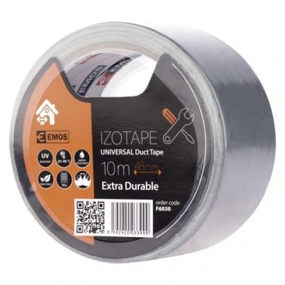 Emos F6030 Univerzální páska 48mm / 10m DUCT TAPE