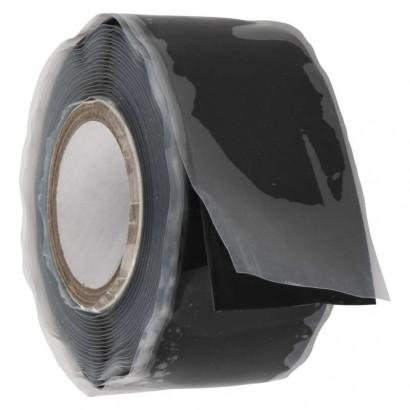 Emos F52503 Silikonová páska vulkanizační 25mm / 3m černá