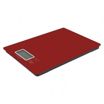 Emos EV014R Digitální kuchyňská váha TY3101R, červená