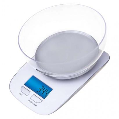 Emos EV016 Digitální kuchyňská váha GP-KS021, bílá
