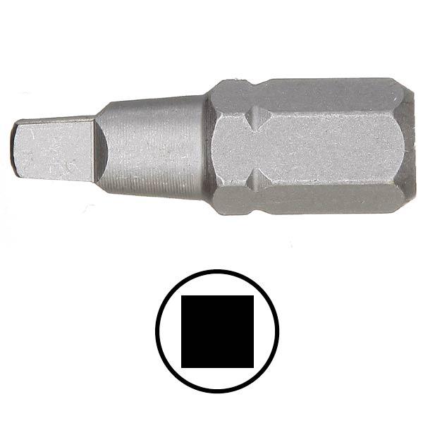 WEKADOR Bit čtyřhran 0 - 25 mm Professional