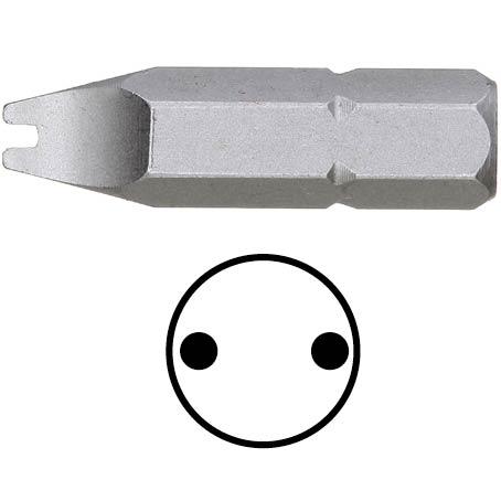 WEKADOR Bit plochý 10 - 25 mm Spanner Professional