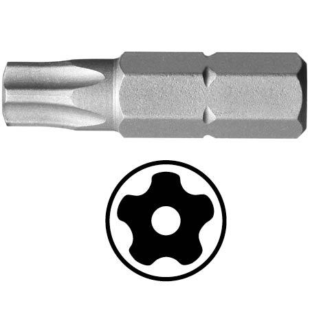 WEKADOR Bit torx IPR 15 - 25 mm Professional