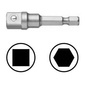 WEKADOR Adaptér 125 mm vnější čtyřhran 1/4 s kuličkou